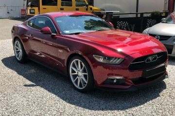 Ford Mustang 2018 tuning